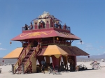 The Pagoda, a Burning Man haven